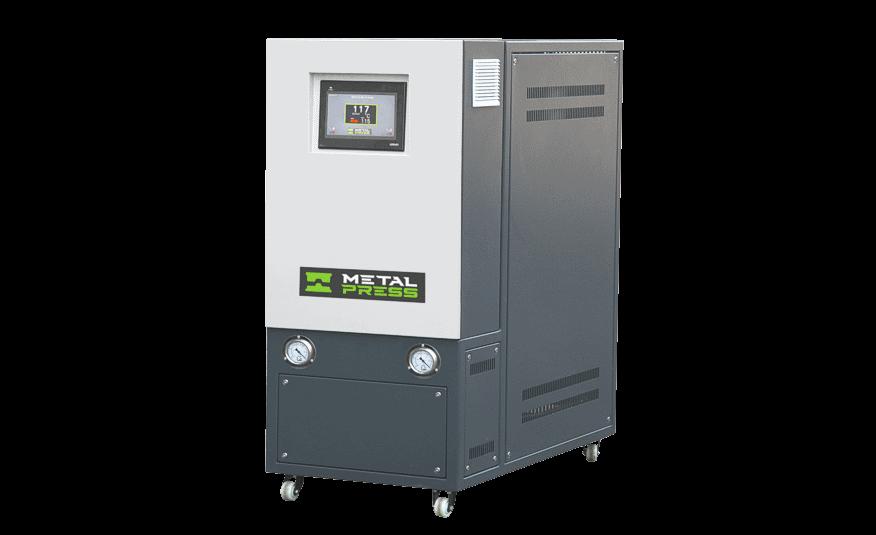 MetalPress Temperature Control Unit - THC-HW-D Series - Water -