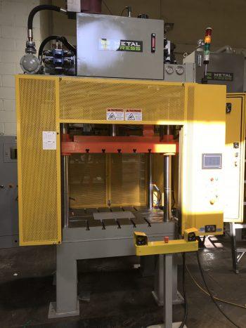 35 Ton Hydraulic Press FRECH - 02