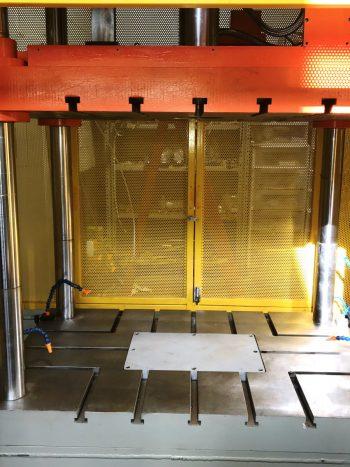 35 Ton Hydraulic Press FRECH - 03