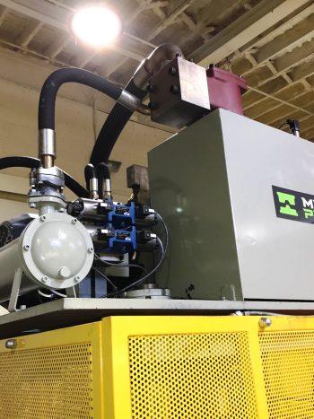 35 Ton Hydraulic Press FRECH - 04