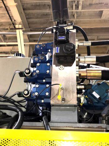 35 Ton Hydraulic Press FRECH - 05