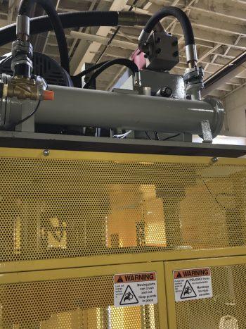 35 Ton Hydraulic Press FRECH - 07
