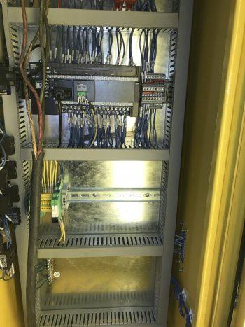 35 Ton Hydraulic Press FRECH - 09