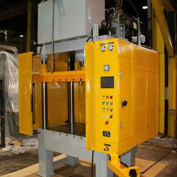 45 ton Metal Press Trim Press - 01