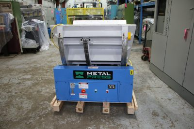 MDR-5 Electric Die Mold Upender at Custom Casting - 02