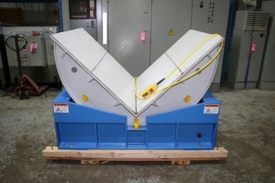 MDR-5 Electric Die Mold Upender at Custom Casting - 03