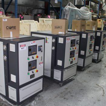 THC-D-24 Hot Oil Temperature Control Unit at Agway Supply - 02