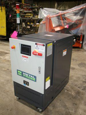 THC-D-24 Unidad de Control de Temperatura Atemperador de Aceite Caliente - Canimex