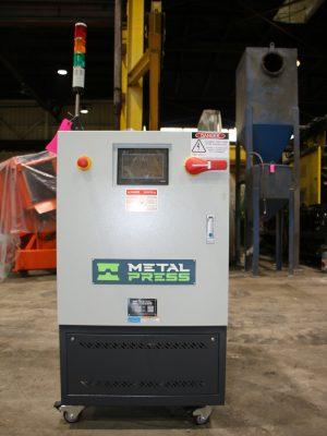 THC-D-24 Hot Oil Temperature Control Unit at Canimex Group - 03
