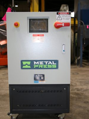 THC-D-24 Hot Oil Temperature Control Unit at Canimex Group - 04