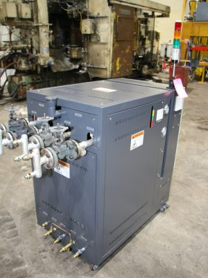 THC-D-24 Hot Oil Temperature Control Unit at Canimex Group - 05
