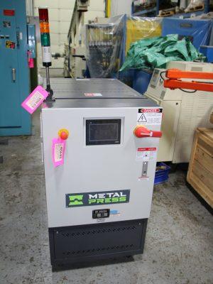 THC-D-24 Hot Oil Temperature Control Unit at Hitachi Automotive System Mexico - 01