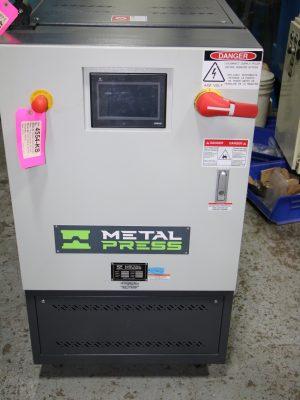 THC-D-24 Hot Oil Temperature Control Unit at Hitachi Automotive System Mexico - 04