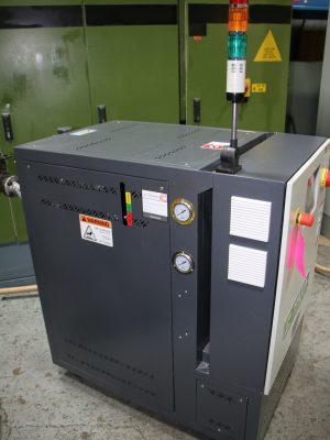THC-D-24 Unidad de Control de Temperatura Atemperador de Aceite Caliente - Hitachi Automotive System Mexico