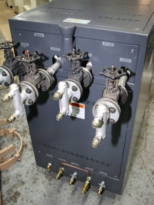 THC-D-24 Hot Oil Temperature Control Unit at Hitachi Automotive System Mexico - 06