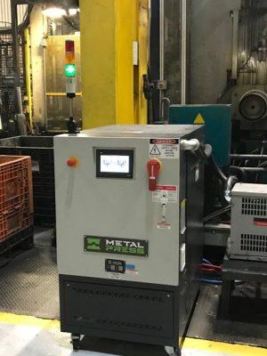 THC-D-24 Unidad de Control de Temperatura Atemperador de Aceite Caliente - Magna