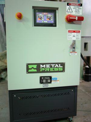 THC-D-24 Hot Oil Temperature Control Unit at Magna - 02