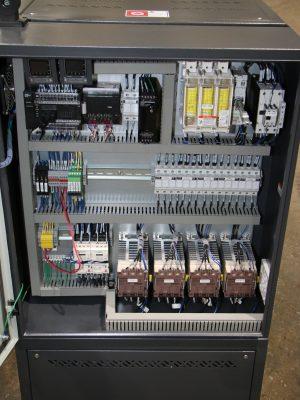 THC-D-24 Hot Oil Temperature Control Unit at Magna - 05