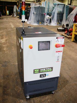 THC-D-24 Unidad de Control de Temperatura Atemperador de Aceite Caliente - En Magna
