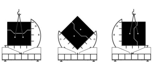 Digramas del volteador 500 x 500